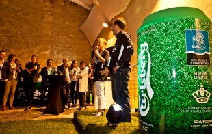 Unbottle Yourself Carlsberg